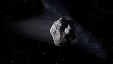 NASA оприлюднили відео, на якому обертається астероїд Бенну