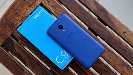 Meizu представила свой самый дешевый смартфон с топовыми функциями – Meizu C9