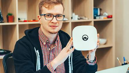 Іван Пасічник – співзасновник проекту енергоефективних технологій Ecoisme, який зацікавив світ