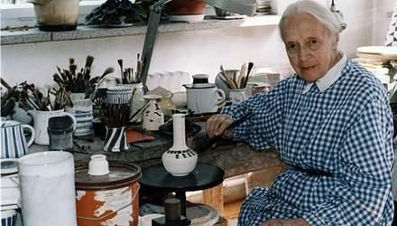 Гедвіг Больхаген – німецька майстриня з кераміки, яка творила прості речі, не підвладні часу