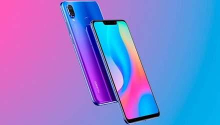 З'явилися перші дані про бюджетний смартфон Huawei P Smart (2019)