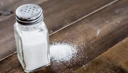 Употребление соли может привести к ряду опасных болезней