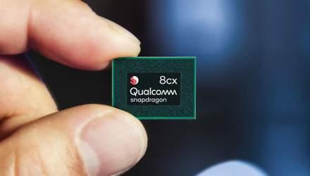Qualcomm представила інноваційний процесор для ноутбуків – Snapdragon 8cx