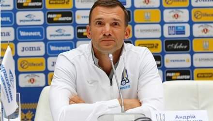 Шевченко звернувся до українських клубів з важливим проханням