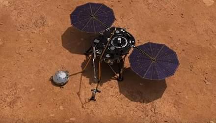 В NASA вперше опублікували запис шуму вітру на Марсі