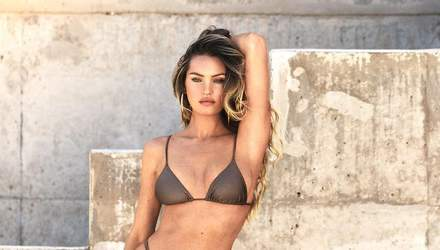 Кэндис Свейнпол поразила сексуальными снимками с отдыха в Майами: соблазнительные фото