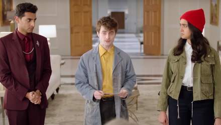 """Гаррі Поттер вже не той: вийшов перший тизер до серіалу """"Чудотворці"""" за участю Деніела Редкліффа"""