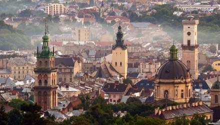 Львов – единственный город Украины в топ-100 самых посещаемых в мире