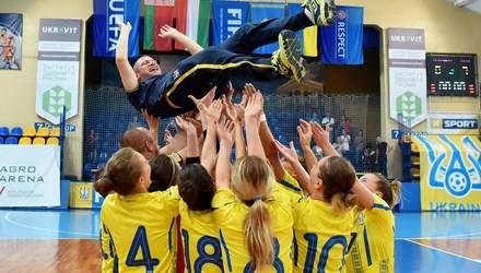 Збірна України з футзалу дізналася суперника у півфіналі чемпіонату Європи