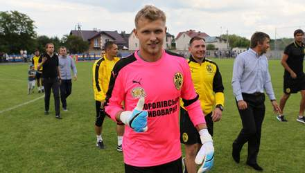 Український воротар несподівано завершив кар'єру в 24 роки