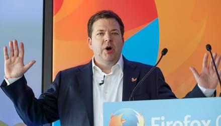 Гендиректор Mozilla розкритикував ініціативу Microsoft