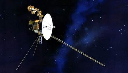 """Космічний зонд """"Вояджер-2"""" вийшов у міжзоряний простір"""