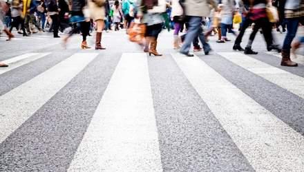 В Україні готують шалені штрафи для пішоходів-порушників