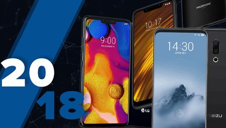 Лучшие смартфоны второго полугодия 2018 года – рейтинг Техно 24