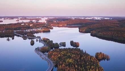 """Жители Финляндии рекламируют фантастическое место, где """"ничего нет"""": невероятное видео"""