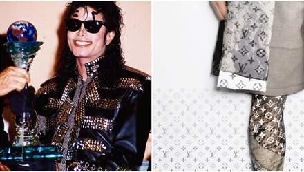 Майкл Джексон гордился бы: Louis Vuitton посвятил следующую коллекцию культовому исполнителю