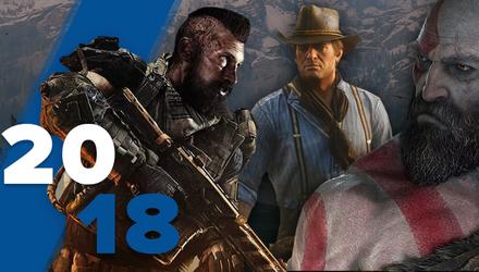 Найзахопливіші ігри 2018 року