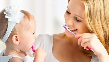 Як правильно чистити зуби: поради стоматолога