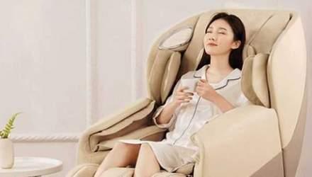 Xiaomi выпустила умное массажное кресло: его функционал