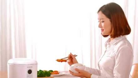 Компактна рисоварка від Xiaomi коштує всього 14 доларів