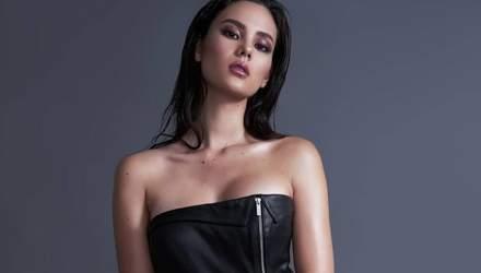 """Победительница """"Мисс Вселенная 2018"""" Катриона Грей: какие фото публикует брюнетка с Филиппин"""