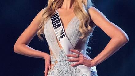 """Представительница Украины на конкурсе """"Мисс Вселенная 2018"""" показала трогательные фото  детства"""
