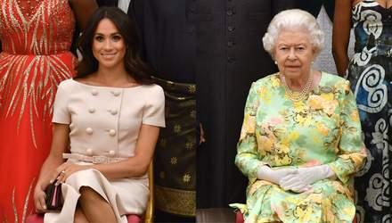Подарунок до Різдва: Єлизавета ІІ нагородить Меган Маркл довгоочікуваним званням