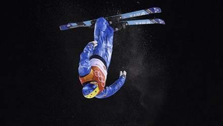 Олімпійський чемпіон Абраменко політав з трампліну перед новим сезоном: відео