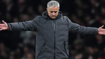 """""""Манчестер Юнайтед"""" офіційно звільнив Моурінью"""