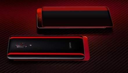 Lenovo Z5 Pro GT: перший смартфон із процесором Snapdragon 855 та рекордною оперативкою