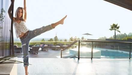 Как актрисе Дженнифер Энистон удалось избавиться от лишнего веса, не ограничивая себя в рационе