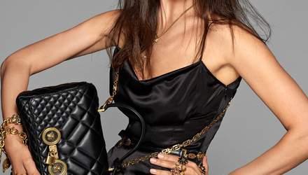 Епатажно: Ірина Шейк і Белла Хадід знялися у рекламній кампанії Versace – фото