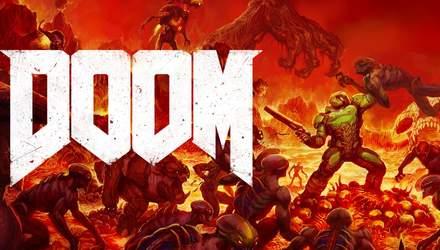 Оригінальна гра DOOM отримала приємне оновлення