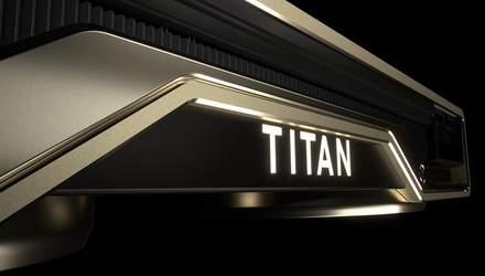 """NVIDIA пропонує придбати дорогі відеокарти Titan RTX """"всліпу"""""""