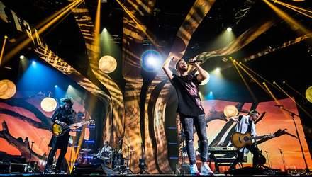 БЕZ ОБМЕЖЕНЬ відгримів потужним концертом у Києві: яскравий фотозвіт
