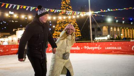 """Новорічна ніч на ВДНГ: які розваги чекатимуть на відвідувачів """"Зимової Країни"""" 31 грудня"""