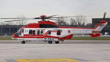 Техника войны: Вертолеты Super Puma для МВД Украины. Беспилотный внедорожник T-ATV 1200