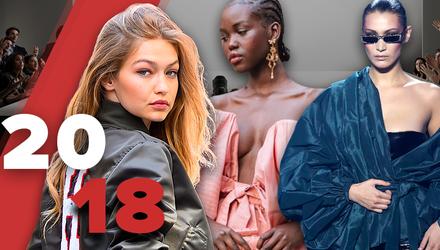 Найуспішніші моделі 2018 року: які красуні підкорили серця мільйонів