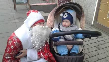 Чому малюки бояться Діда Мороза та що зробити, аби зустріч з ним минула безболісно