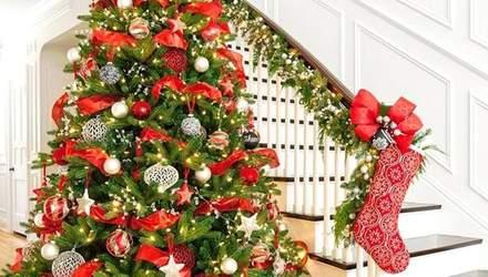 Як знаменитості прикрасили новорічні ялинки: яскрава підбірка