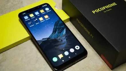 Xiaomi представила нову версію смартфона Poco F1 Armored Edition за доступнішою ціною