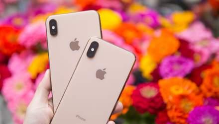 Після оновлення до нової  iOS12.1.2 з iPhone  стається збій