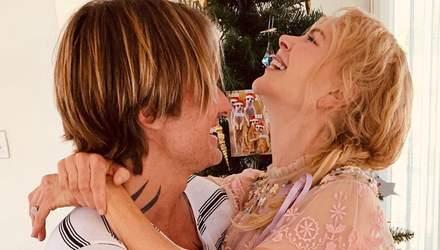 Николь Кидман и Кит Урбан отпраздновали Рождество в Австралии: романтические фото