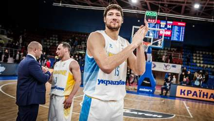 Капитан сборной Украины по баскетболу покинул испанский клуб