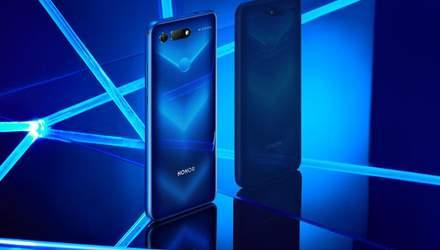 Huawei Honor View 20: характеристики и цена смартфона с дыркой в экране