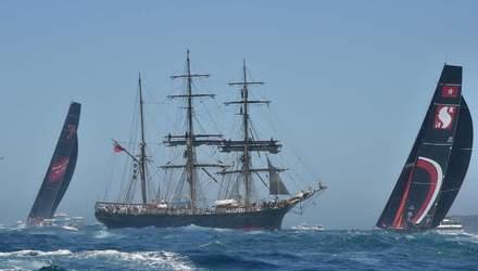 У Сіднеї стартувала легендарна яхтова гонка: вражаючі фото та відео