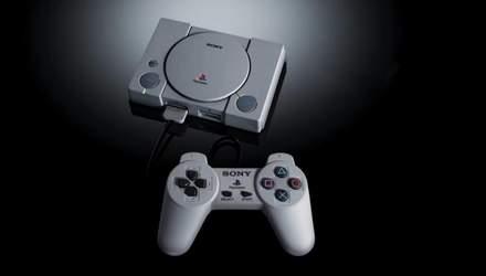 Sony PlayStation Classic стала значно дешевшою в Україні