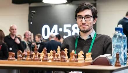 Українець Тухаєв з сенсації розпочав чемпіонат світу з шахів у Росії