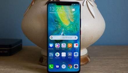 В Huawei Mate 20 Pro обнаружили скрытые особенности смартфона