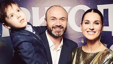 Маша Єфросиніна знялась у ніжній сімейній фотосесії для глянцю: фото та відео